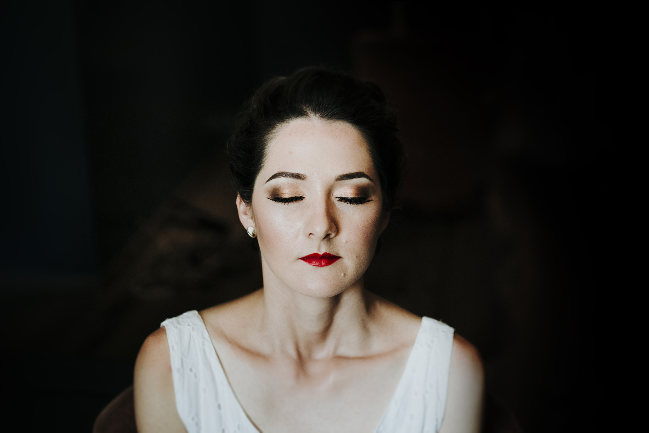 Alexandra Closeup